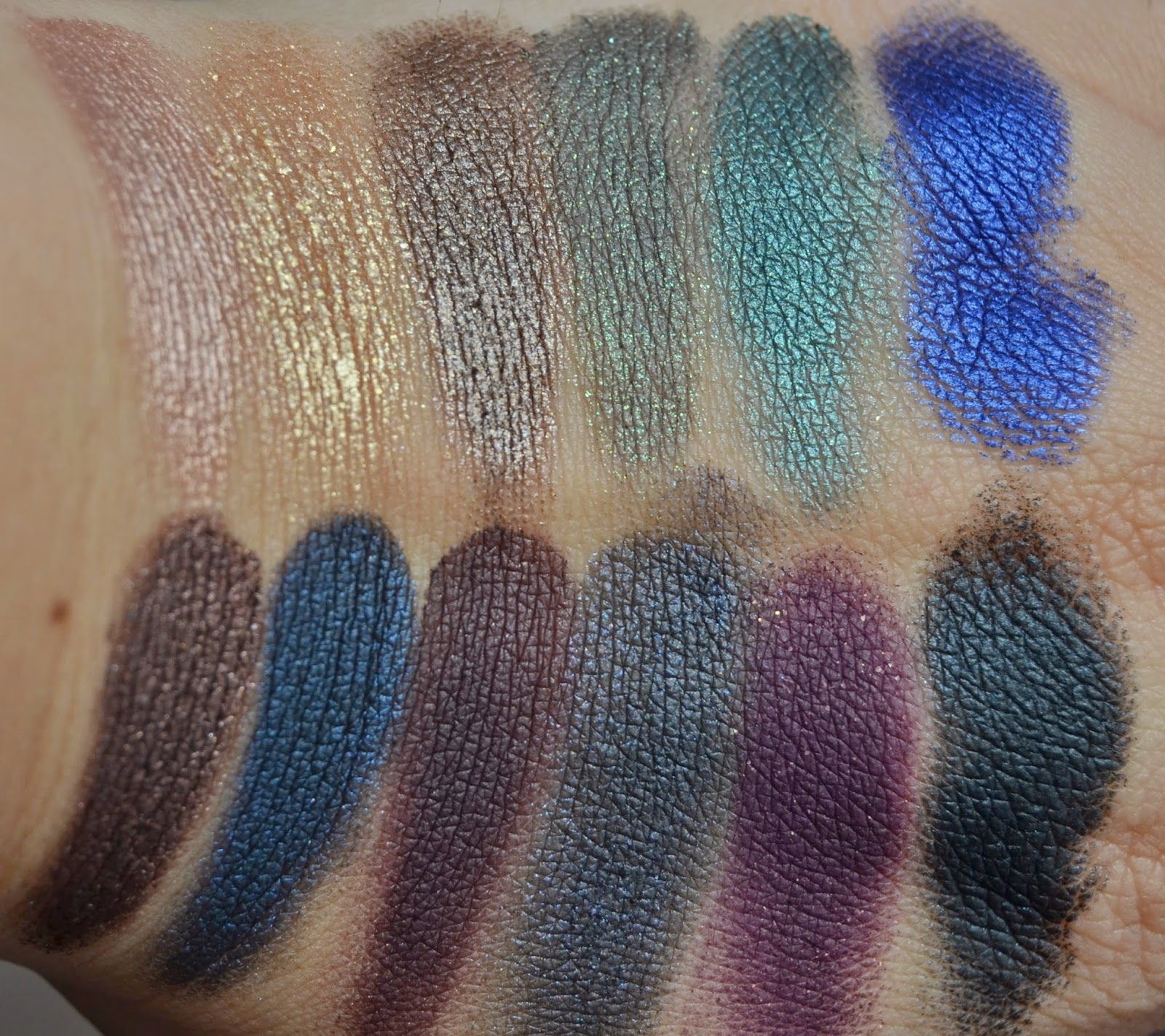 Sleek MakeUp i-DIvine Arabian Nights Palette - Laurau0026#39;s Corner