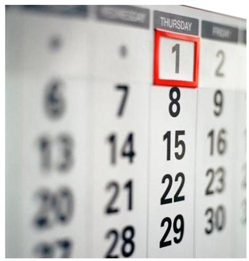 Calendario Contribuyentes Especiales 2016
