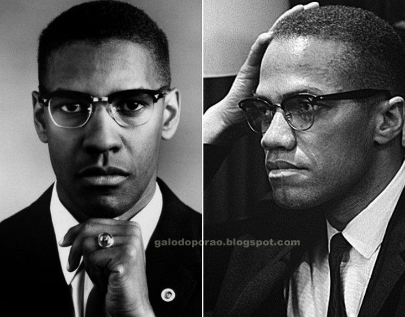 contrast malcolm x book and movie Malcolm x research papers examine the life of this man, and his distrust and rage toward white americans he became known as  the angriest black man in america.