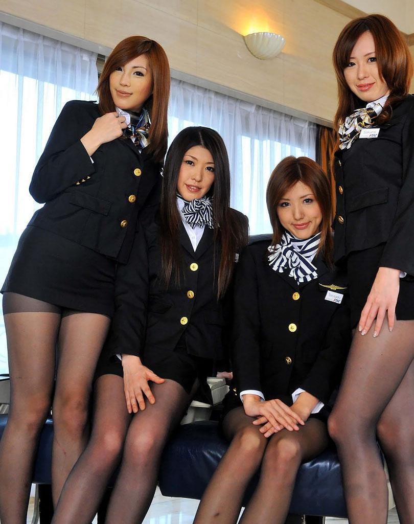 stewardess jav