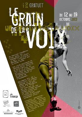 Festival le grain de la voix 2013 à Pau