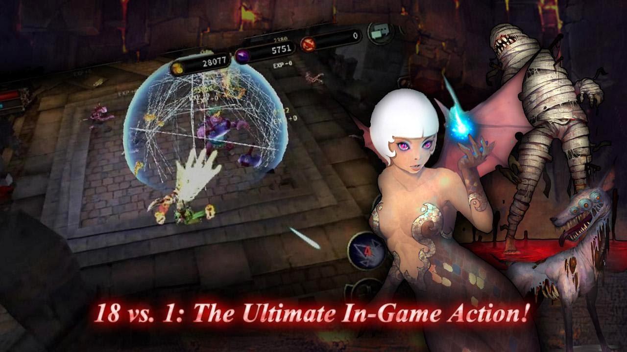Dark Avenger v1.2.3 Para Hileli Apk Full İndir