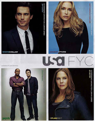 "2011  Emmy ""For Your Consideration"" Ads *UPDATED*"