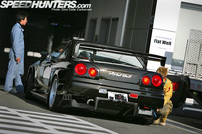 Skyline R34 godzilla Nissan 日本車 日産 japoński sportowy samochód coupe