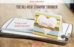 NEW Stampin' Trimmer