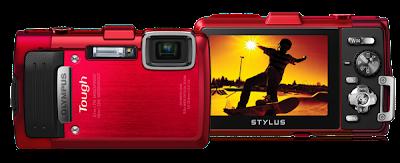 underwater digital camera, Olympus TG
