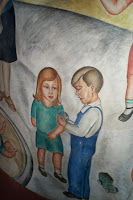 Mural: Children at Play