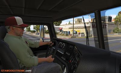 Baixar Passenger Button Mod Para GTA V