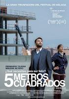 Cinco metros cuadrados (2011)
