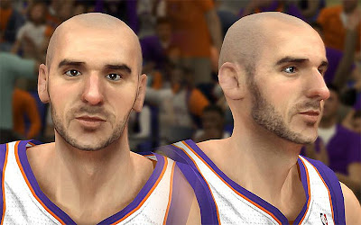 NBA 2K13 Marcin Gortat Cyberface Patch