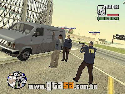 SA-MP San Andreas Multiplayer para GTA San Andreas