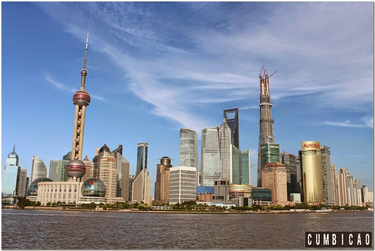 O que fazer em um dia em Xangai. - Cumbicão