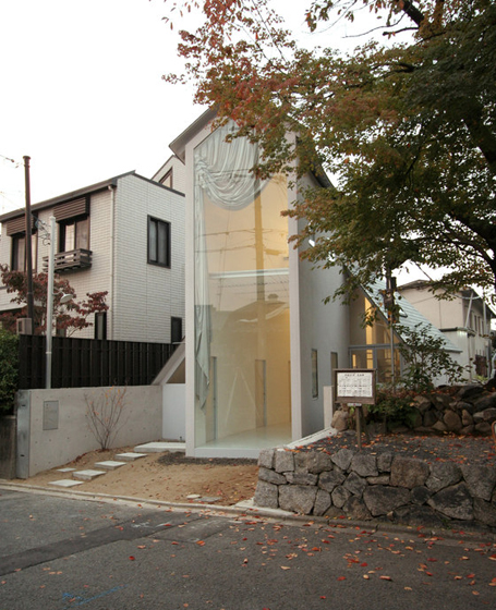 The House Detective: Amazingly Small Japanese Houses