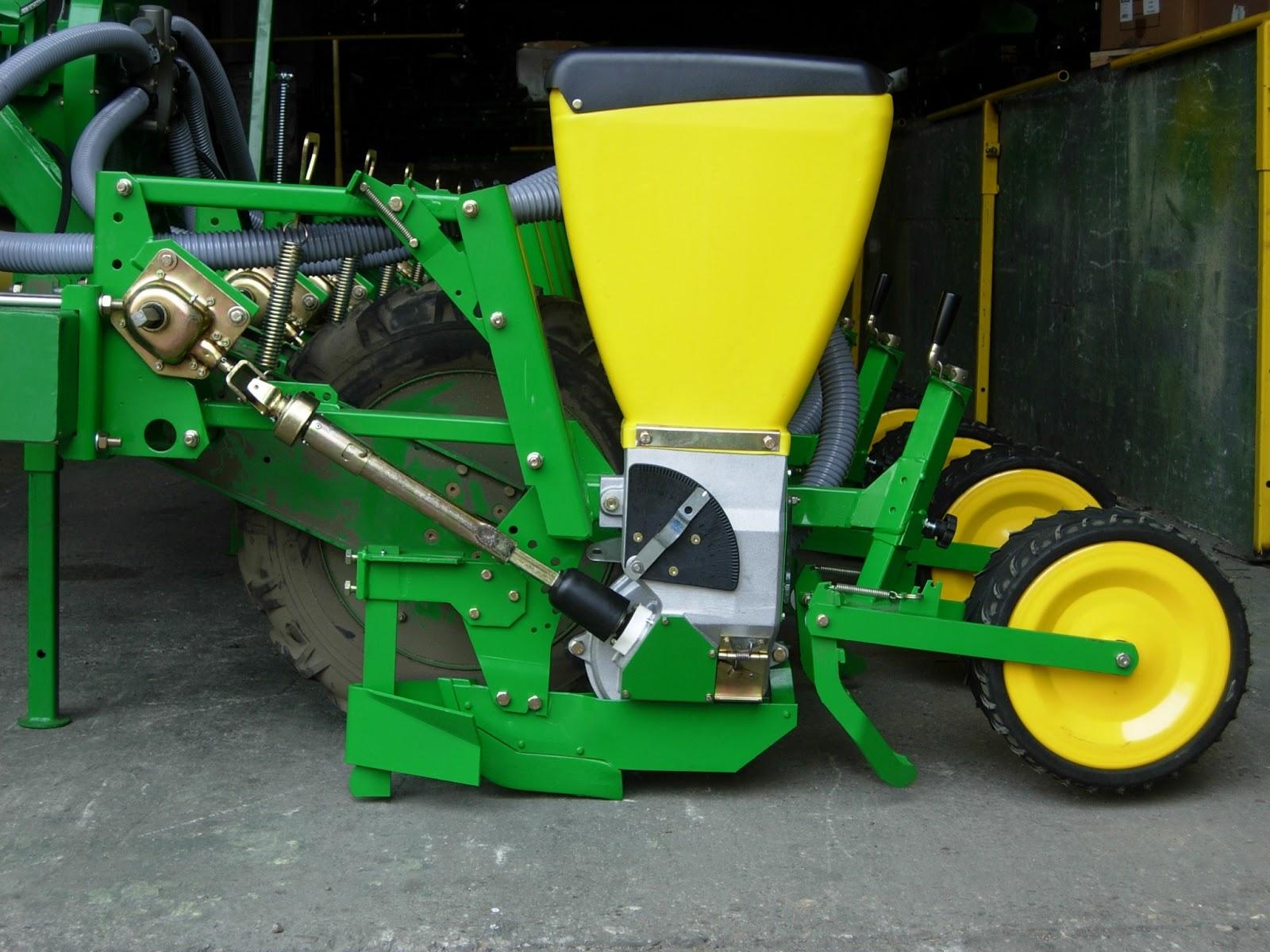 Más que máquinas agrícolas: SEMBRADORAS MONOGRANO