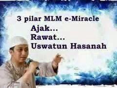 Ajak, Rawat, Uswatun hasanah