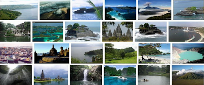 Beberapa Tempat Wisata di Indonesia Yang Indah