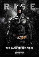 Batman: The Dark Night Rises movie poster