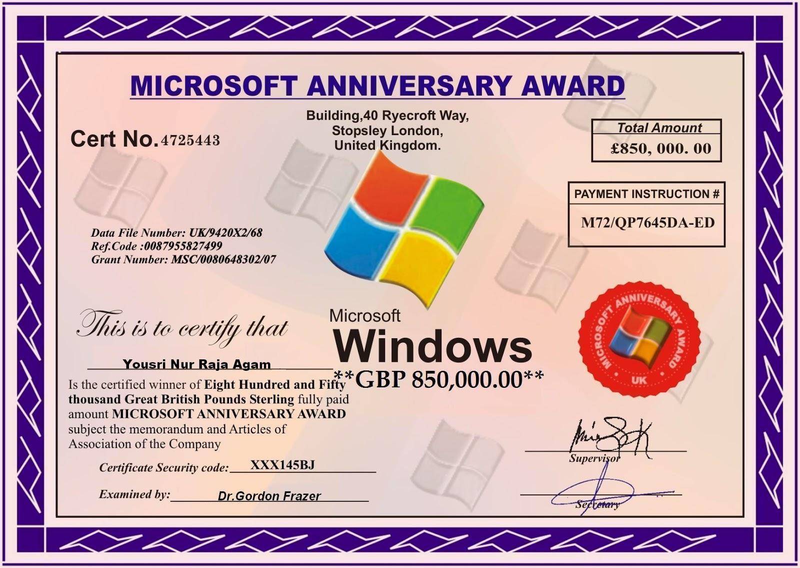 Contoh Soal Ujian Sertifikasi Microsoft Itheldown