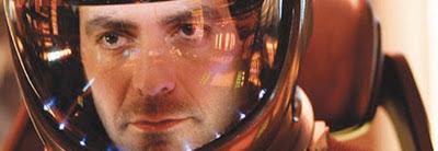 George Clooney en una imagen de 'Gravity', película de Alfonso Cuarón que inaugurará el Festival Internacional de Cine de Venecia