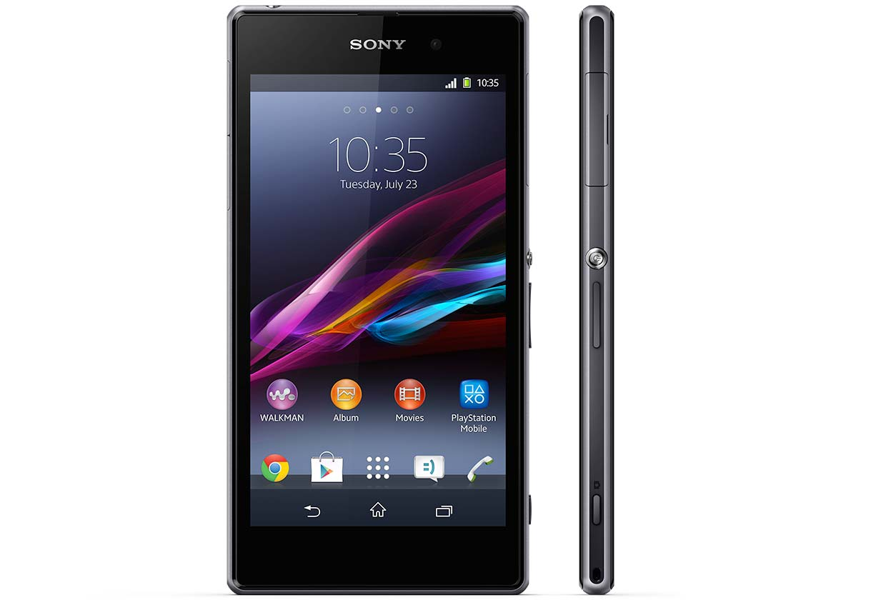 Slavery full specification of sony xperia z1 provide