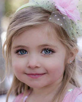 lovely innocent cute girl baby