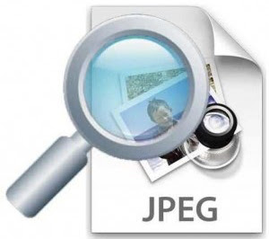 hide files behind images