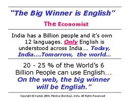 what are the importance of english language