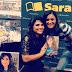Aline Barros lançou seu livro, que contém testemunho de uma santarritense