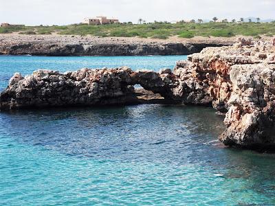 Coastal path S'Illot Mallorca