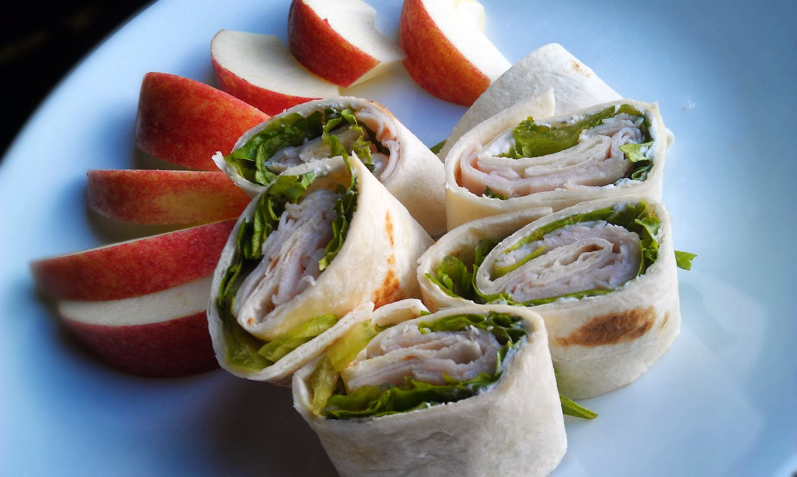 Egg Free Turkey Rolls Ups