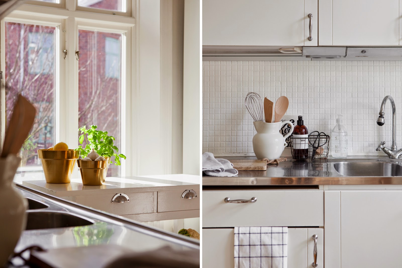 Scandinavian Interior, Scandinavian kitchen