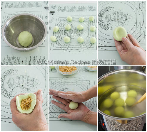Pandan Dumplings Procedures02