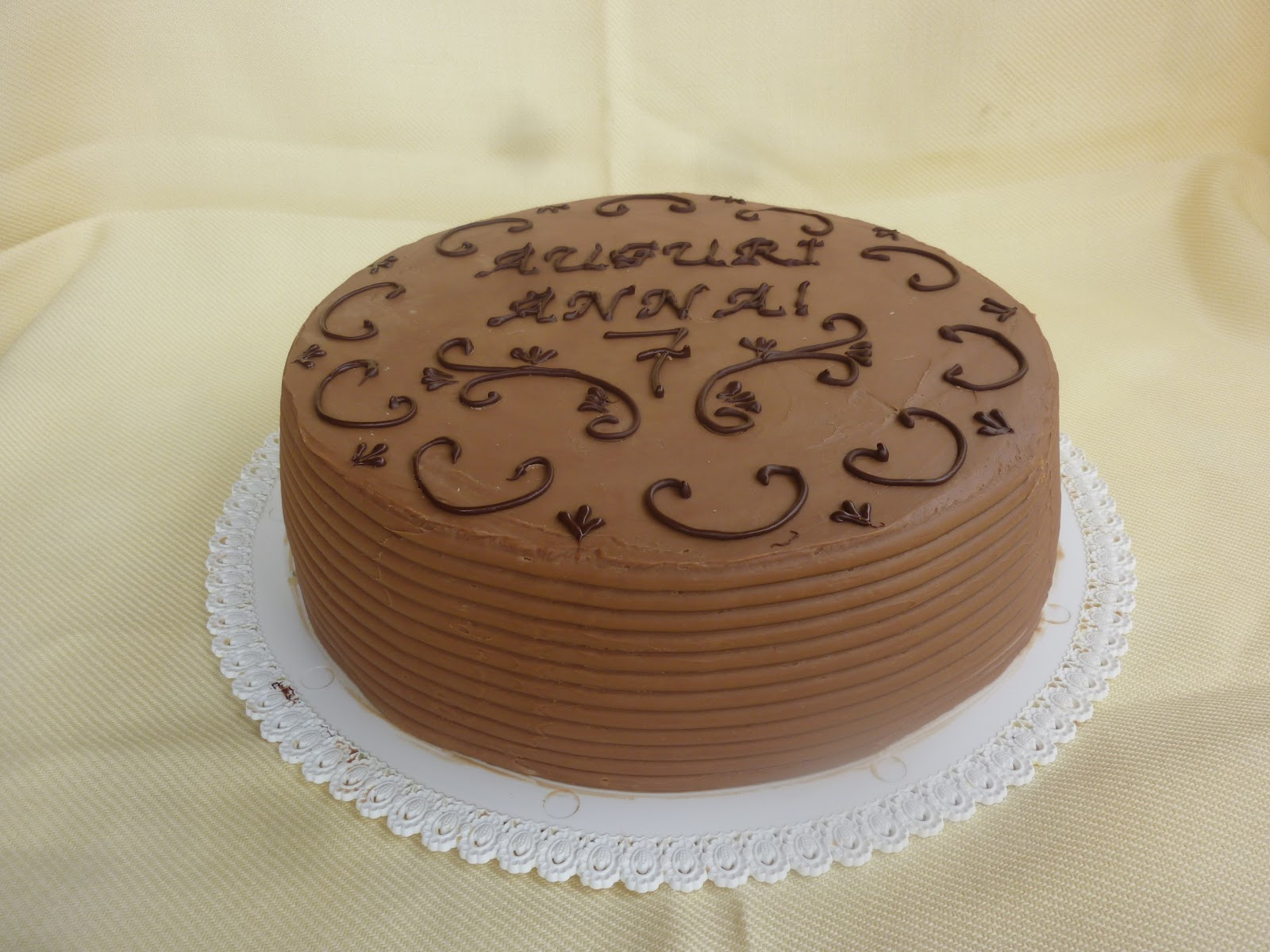 Una torta per te: Torta al doppio cioccolato