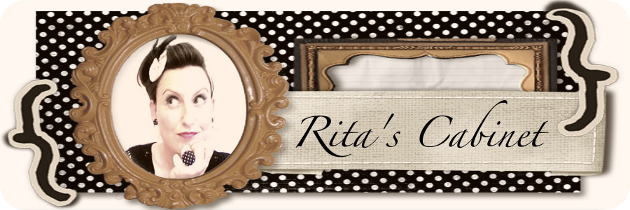 Rita's cabinet