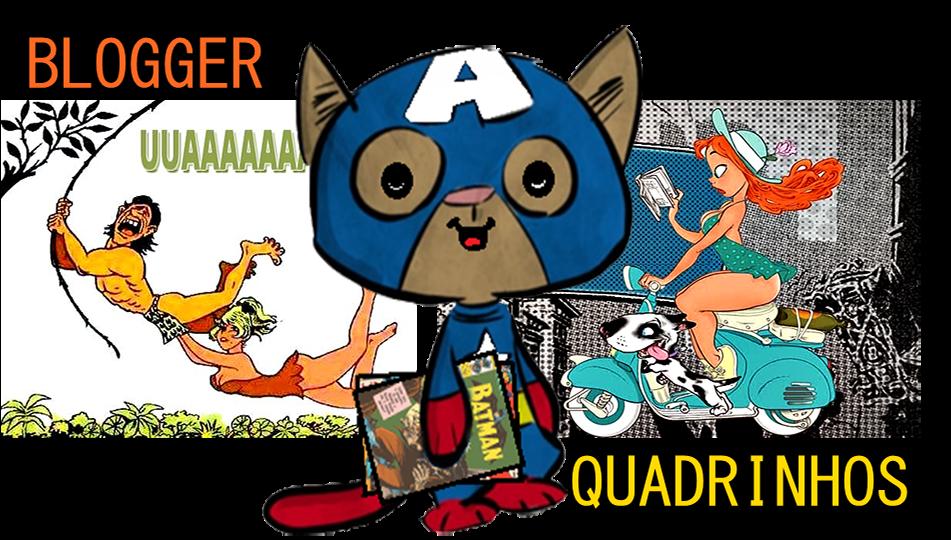 Blogger Quadrinhos