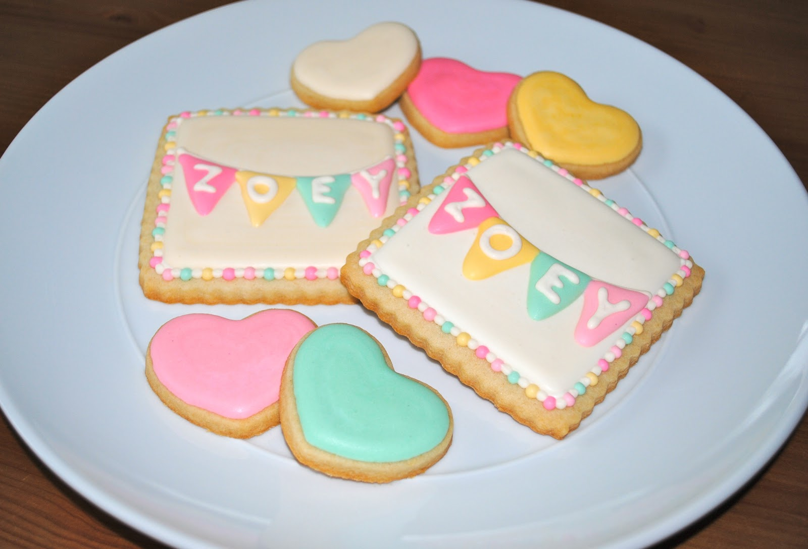 mariana 39 s munchies pinspiration baby shower cookies well almost