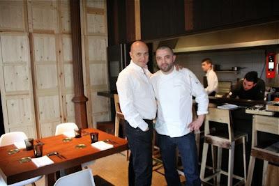 Esteban Capdevila y Marcos de Abastos 2.0. Blog Esteban Capdevila