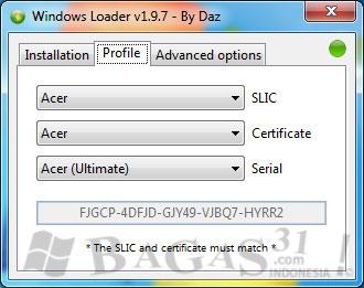 Windows Loader v1.9.7 Terbaru 3