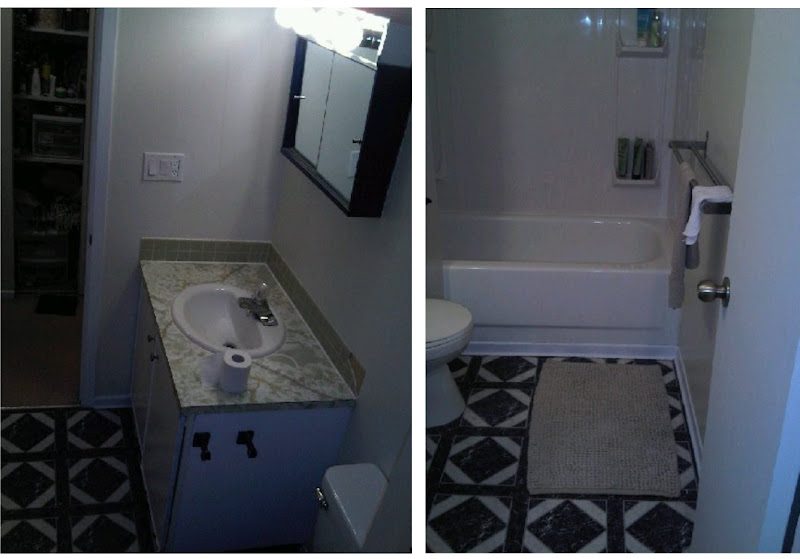 Bathroom Reno - DIY title=