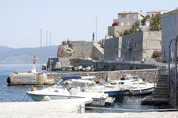 Vistas de Hidra - Islas Griegas