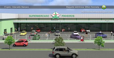 Projeto supermercado