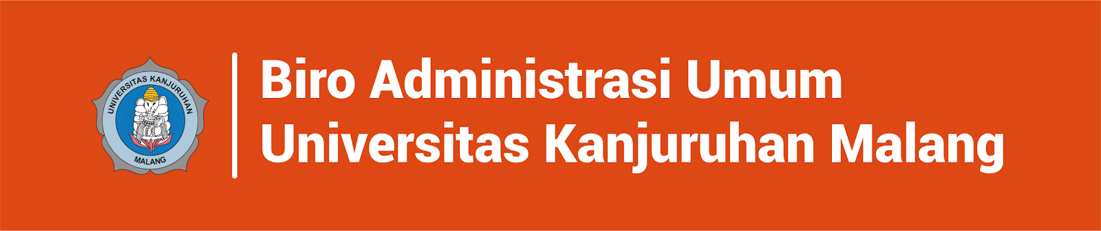 Biro Administrasi Umum Universitas Kanjuruhan Malang