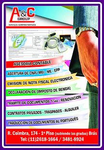 A&C SERVICIOS ADMINISTRATIVOS