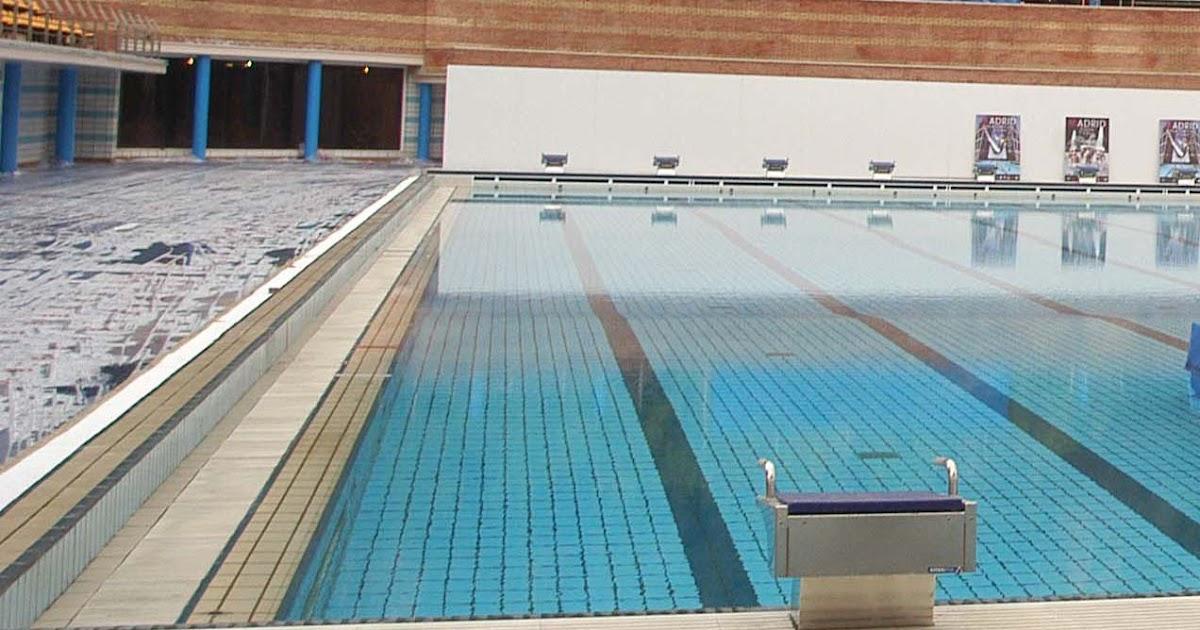 El 1 de junio ya abren las piscinas de verano don 39 t stop for Cuando abren las piscinas en madrid