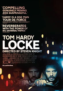 Locke 2014 Movie Poster