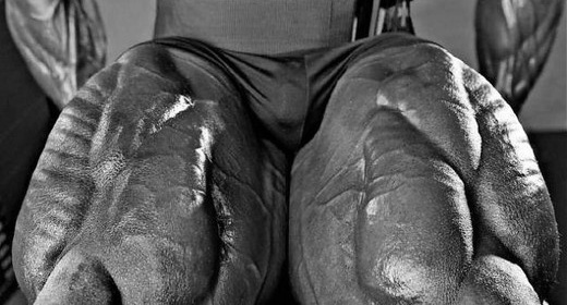 Quadzilla: Construindo pernas gigantes com um treino clássico