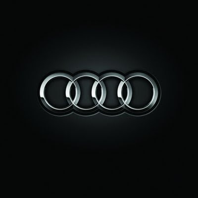 Audi logo download free wallpapers for Apple iPad