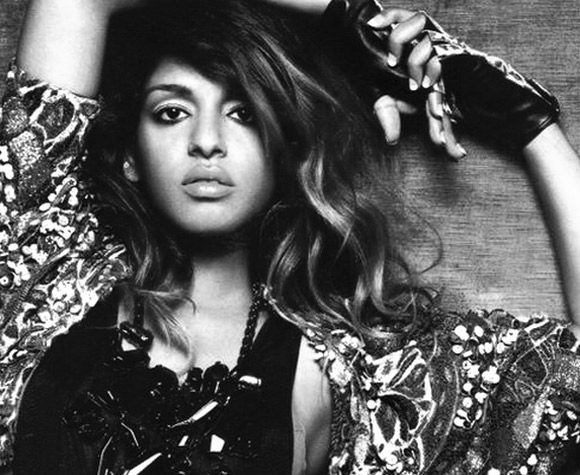 M.I.A. - Come Walk With Me