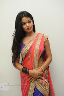 Bhavya Sri  Pictures in half saree 015.jpg