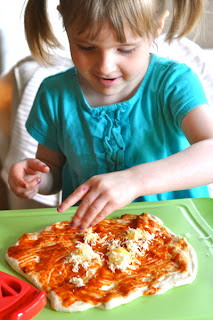 Pull-Apart Pizza Hearts & FunBites RED Luv it! Giveaway!